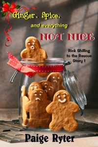Ginger, Spice, and everything Not Nice book cover
